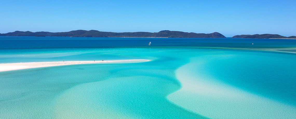 hitehaven Beach Whitsundays